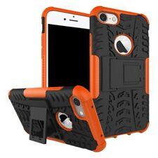 NEUF Etui Hybride 2 Pièces Extérieur Orange Pour Apple iPhone 8 et 7 4.7