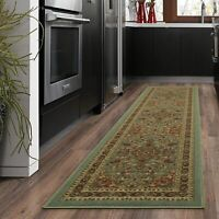 """Hallway Runner Rug 20"""" X 59""""Area Rug Runner carpet Mat Non-Slip Stain Resistant"""