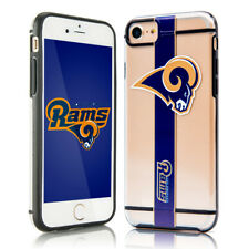 LA Rams Hydro clear SMU 3D Print For iPhone SE 2020 / 8 / 7 / 6S / 6 Case