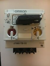 OMRON J7MB-TB-32 MOTOR CIRCUIT PROTECTION MSP 32 AMPS 30HP BRAND NEW
