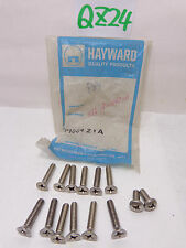 HAYWARD FACE PLATE SCREW SET SWIMMING POOL SP1084Z1A SP1084 NEW lid skimmer