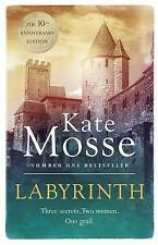 Very Good, Labyrinth, Mosse, Kate, Book