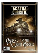 Agatha Christie: Murder on the Orient Express (PC: Windows, 2007) - Poirot