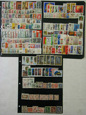 Poland Stamp lot of 225 stamps 1950's -1970's mainly