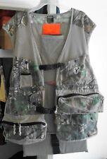 Scent Blocker Torched Turkey Hunting Vest XL/2X - RTXG Realtree