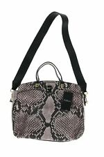 Furla piper lux tote rock beige Snake Python Print Leather $798