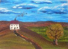 ACEO by Paula Santos, original painting