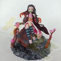 Demon Slayer Kamado Nezuko PVC Figure Model 18cm New