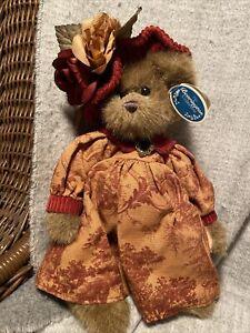 NEW! Bearington Bears Rachelle Bear Teddy Collection 1504 Retired