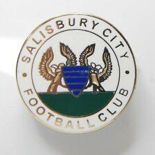Salisbury City Football Club Enamel Badge Non League Football Clubs