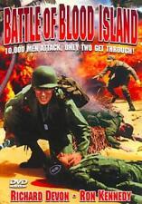 BATTLE OF BLOOD ISLAND NEW DVD
