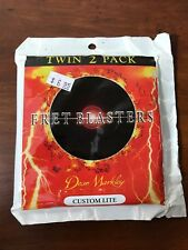 DEAN MARKLEY Guitar Strings Fret Blasters Custom Light 2Pack