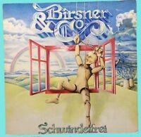 Birsner & Co-Schwindelfrei LP-Vinyl Schallplatte Rock-Sammlung D-1980