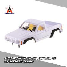 Cherokee Crawler Shell AUSTAR Wheelbase Hard Plastic Pickup Body Shell H0T5