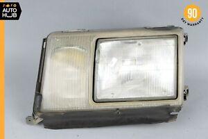 86-93 Mercedes W124 280E 300TE Left Driver Side Headlight Lamp Halogen OEM