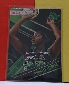 2019 Suncorp Super Netball - Trading Card - Jhaniele Fowler - Base 84