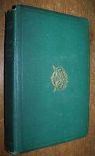 1866 Civil War Campaigns Non-Combatant British War Correspondant Antique Book