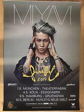 MIYAVI  2017  TOUR  - orig.Concert Poster -- Konzert Plakat  A1 NEU