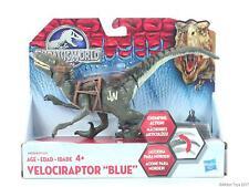 "JURASSIC WORLD dinosaur VELOCIRAPTOR 8"" Bashers & Biters action figure park NEW!"