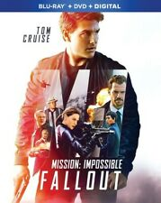 Mission: Impossible: Fallout [New Blu-ray] With DVD, Widescreen, 3 Pac