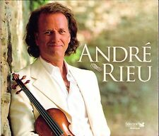 COFFRET 5 CD ANDRE RIEU 90 TITRES DE 2006 SELECTION READER DIGEST RARE