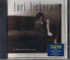 Lieberman, Lori A Thousand Dreams 24 Karat Gold CD Neu