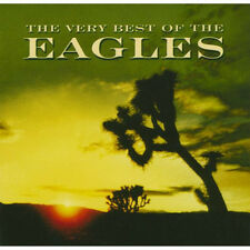 THE EAGLES (THE VERY BEST OF CD SEALED + FREE POST)