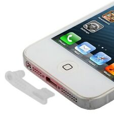 Protector Antipolvo Dock y audio X2 Blanco iPhone 5