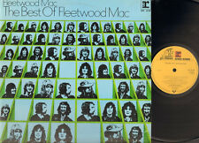 The Best of FLEETWOOD MAC 1976 LP Peter Green Oh Well The Green Manalishi