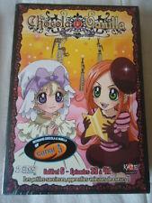 // NEUF ** Chocola et vanilla, vol. 5 ** Yukihiro Matsushita DVD MANGA SORCIERE