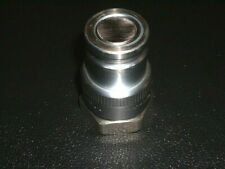 Quick coupling connector stainless steel Snap- tite S71-1N8 - 20mm screw-in