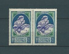 FRANCE - 1939 YT 440 paire - TIMBRES NEUFS** MNH LUXE