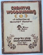 Creative Woodburning      Walnut Hollow Farm