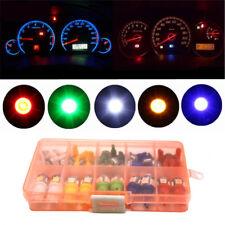 40PCS 5050SMD T5 T10 LED Instrumententafel/Blinker/Rücklicht-Leselampe Ecklicht