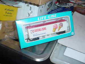 LIFE LIKE---MARYLAND CUP---EAT IT ALL CONE BOX CAR