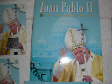 SEALS AND ALBUM COLLECTION JOHN PAUL II (FULL) GOLD & SILVER STAMPS