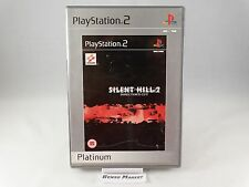 SILENT HILL 2 DIRECTOR'S CUT HORROR SONY PS2 PLAYSTATION PAL COMPLETO ORIGINALE