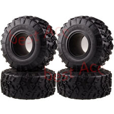 "RC Car 1:10 Climbing Rock Crawler 4PCS 2.2"" Tyre Tires 3022 Super Swamper Rocks"