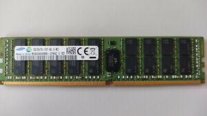 Samsung 32GB DDR4 2133MHz ECC registered RAM für Server und Workstations