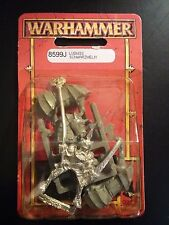 Citadel Warhammer Fantasy Empire Ludwig Schwarzhelm Blister Metal OOP New 85-99