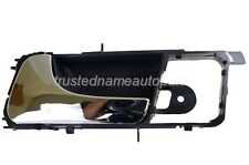 for Suzuki Forenza Inside Inner Interior Door Handle Chrome Driver Left Side