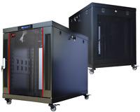 SYSRACKS 18U35-inch Depth IT Network Server Data Cabinet Enclosure Premium Model