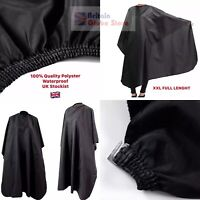 WATERPROOF HAIR CUTTING GOWNS CAPES HAIRDRESSER BARBER SALON HIGH QUALITY