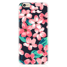 Hand-drawn Floral Flower Cell Phone Case Cover For Apple iPhone 5s 6s 6s plus