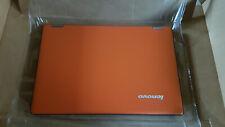"Lenovo YOGA 2 13 Orange Ultrabook Intel i3 1,9ghz 8gb 256gb SSD 13,3"" FHD LED TS"