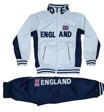 Kinder Jogginganzug Trainingsanzug Sportanzug  Jungen Mädchen ENGLAND