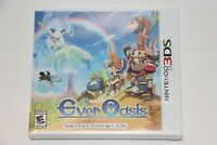 Nintendo 3DS 2DS EVER OASIS ( 2017 ) Video Game NEW SEALED SHIPS SAME DAY