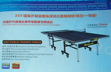 Gift idea Holiday SALE Advance Table, Ping Pong/Table Tennis Robot Ball Machine
