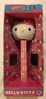 PEZ Giant Hello Kitty Candy Roll Dispenser *NEW* No Candy