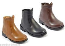 Boots Medium Width Shoes for Girls Zip